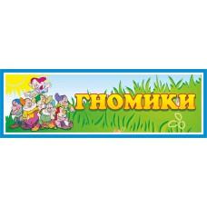 Группа Гномики